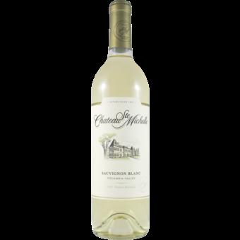 Bottle shot for 2020 Chateau St Michelle Sauvignon Blanc