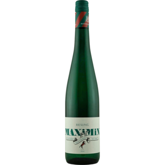 Bottle shot for 2018 Maximin Grunhauser Riesling By Von Schubert