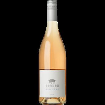 Bottle shot for 2019 Cochon Old Vine Rose
