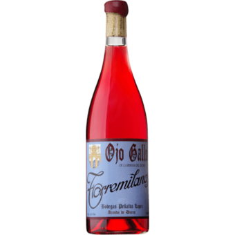 Bottle shot for 2019 Finca Torremilanos Clarete Ojo Gallo