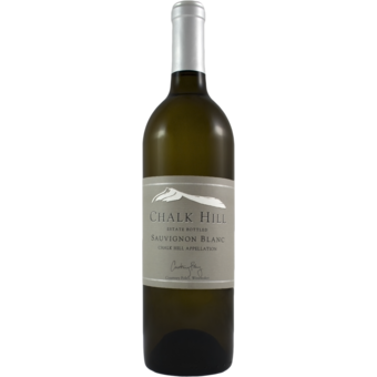 Bottle shot for 2019 Chalk Hill Sauvignon Blanc