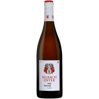 Bottle shot for 2018 Selbach Oster Omg Riesling Trocken