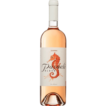 Bottle shot for 2020 Pasaeli Calkarasi Seahorse Rose