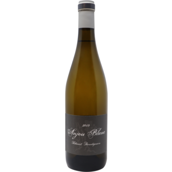 "Bottle shot for 2019 Thibaud Boudignon Anjou Blanc ""A Francois(E)..."""