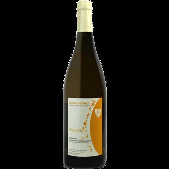 Bottle shot for 2018 Andre Perret Vdp Viognier