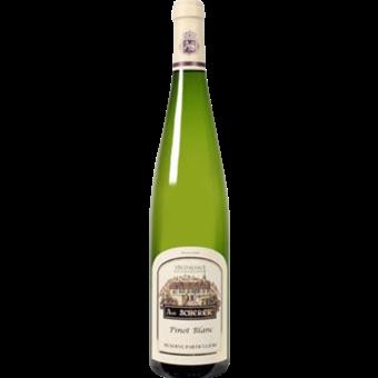 Bottle shot for 2019 Vignoble A Scherer Pinot Blanc