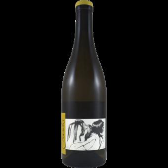 Bottle shot for 2018 Pattes Loup Chablis Vent D'ange