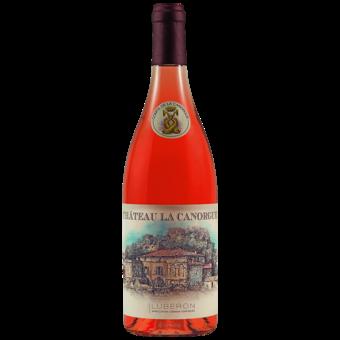Bottle shot for 2020 Chateau La Canorgue
