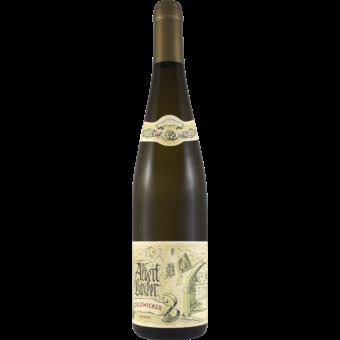 Bottle shot for 2018 Albert Boxler Edelzwicker Reserve