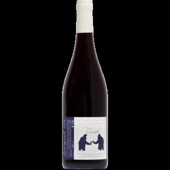 Bottle shot for 2017 Catherine & Pierre Breton Bourgueil Trinch