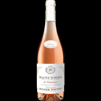 Bottle shot for 2019 Neveu Sancerre Rose Le Colombier