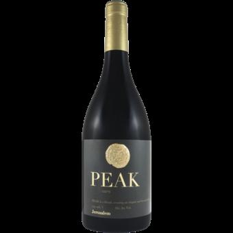 Bottle shot for  Psagot Peak Red Blend