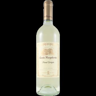Bottle shot for 2020 Santa Margherita Pinot Grigio