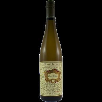 Bottle shot for 2019 Livio Felluga Pinot Grigio