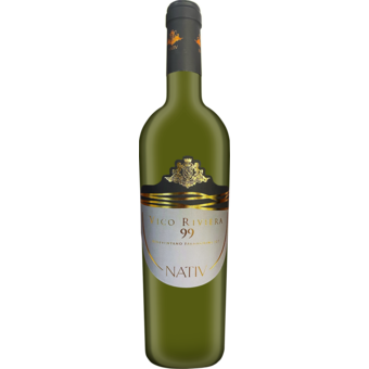 Bottle shot for 2019 Nativ Falanghina Vico Riviera 99