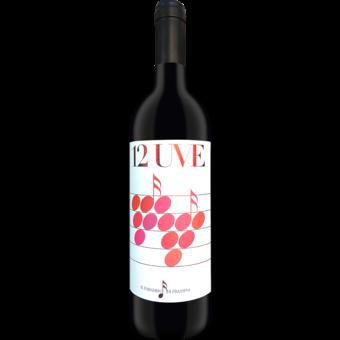 Bottle shot for 2011 Il Paradiso Di Frassina Uve 12