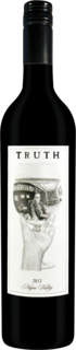 Bottle shot for 2012 Truth Red Blend Napa Valley