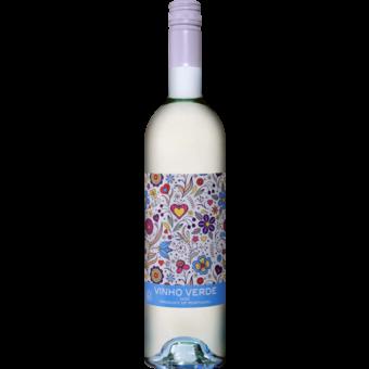 Bottle shot for 2020 Quinta Da Lixa Flores Vinho Verde