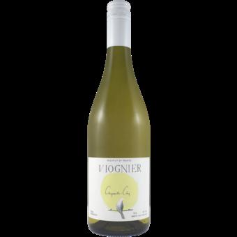 Bottle shot for 2020 Cinquante Cinq Viognier