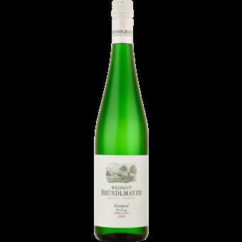 Bottle shot for 2019 Brundlmayer Riesling Kamptaler Terrassen
