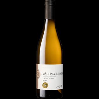 Bottle shot for 2020 Paul Lacroix Macon Villages