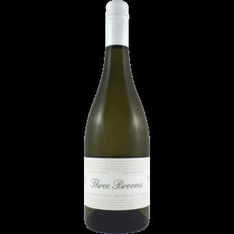 Bottle shot for 2020 Three Brooms Sauvignon Blanc