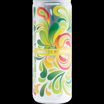Bottle shot for  Anjos Vinho Verde White (Can)