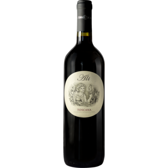 Bottle shot for 2019 Donna Laura 'ali' Toscana Igt