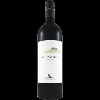 Bottle shot for 2017 Tolaini Al Passo Toscana Igt