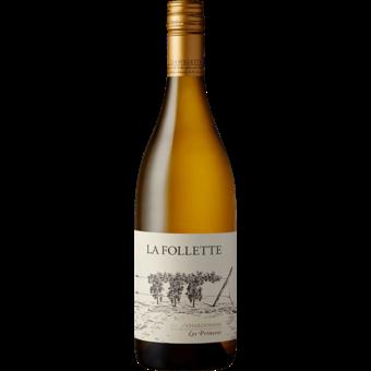 Bottle shot for 2019 La Follette Chardonnay Los Primeros