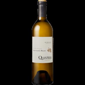 Bottle shot for 2019 Quivira Fig Tree Sauvignon Blanc