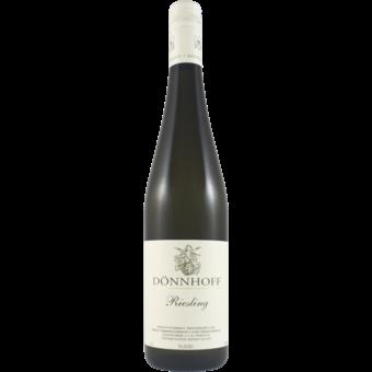 Bottle shot for 2020 Donnhoff Estate Riesling
