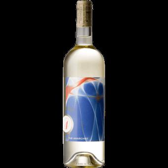 Bottle shot for 2018 The Anarchist White