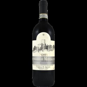 Bottle shot for 2016 Sesti Brunello Di Montalcino