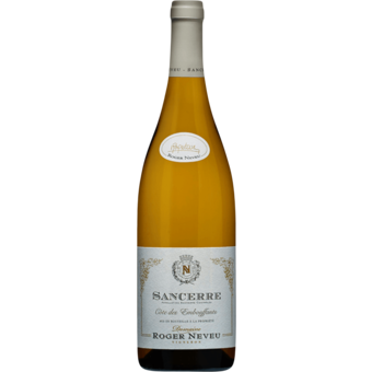 Bottle shot for 2019 Roger Neveu Sancerre Sancerre Blanc 'cotes Des Embouffants'