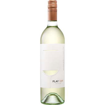 Bottle shot for 2018 Flat Top Hills Sauvignon Blanc