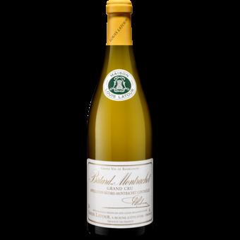 Bottle shot for 2017 Louis Latour Batard Montrachet