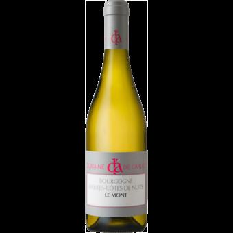 """Bottle shot for 2018 Domaine De L'arlot Hautes Cotes De Nuits Blanc """"Le Mont"""""""