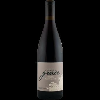 Bottle shot for 2018 A Tribute To Grace Grenache (Santa Barbara County)