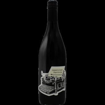 Bottle shot for 2019 Grapesmith & Crusher Pinot Noir