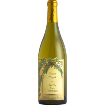 Bottle shot for 2019 Nickel & Nickel Truchard Vineyard Carneros Chardonnay