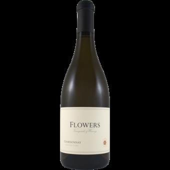 Bottle shot for 2018 Flowers Sonoma Coast Chardonnay