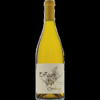 Bottle shot for 2019 Enroute Chardonnay Brumaire