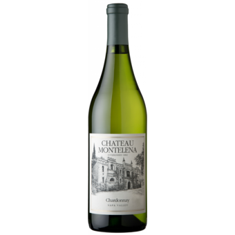 Bottle shot for 2018 Chateau Montelena Chardonnay