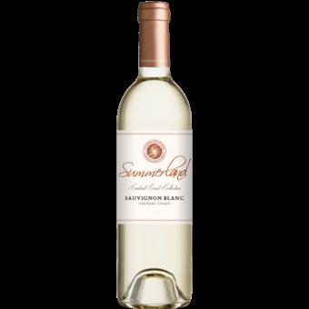 Bottle shot for 2018 Summerland Sauvignon Blanc Central Coast