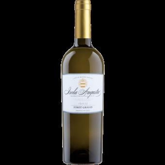 Bottle shot for 2019 Isola Augusta Pinot Grigio
