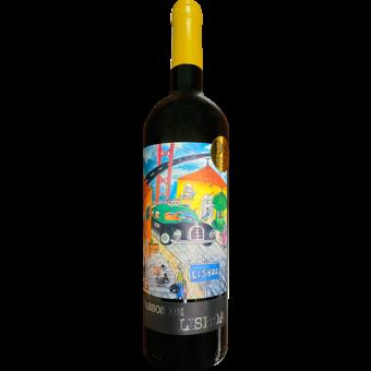 Bottle shot for 2018 Passos De Lisboa Reserva
