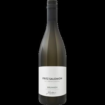 Bottle shot for 2016 Fritz Salomon Gut Oberstockstall Gruner Veltliner Brunnen