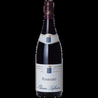 Bottle shot for 2017 Olivier Leflaive Pommard