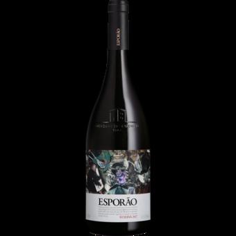 Bottle shot for 2017 Esporao Reserva Red